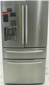 Samsung SRF890SWLS 890L 4 Door Fridge (S