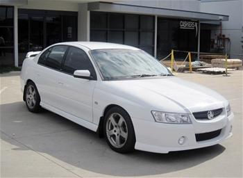 Unreserved 2005 Holden VZ SV6  2003 Holden Commodore Ute