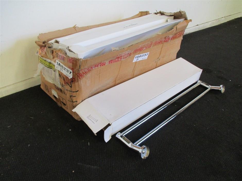 Qty 10 x 8648 Double Towel Bar