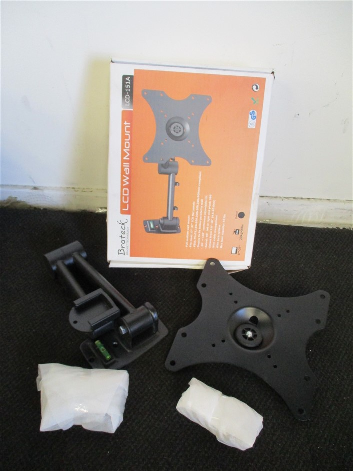 Qty 8 x Brateck LCD 151 A LCD TV Wall Mount
