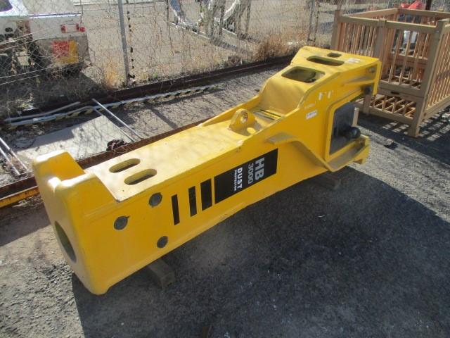 Atlas Copco HB3000 Excavator Hammer Rock Breaker