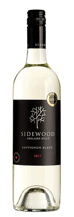 Sidewood Sauvignon Blanc 2018 (6 x 750ml), Adelaide Hills, SA
