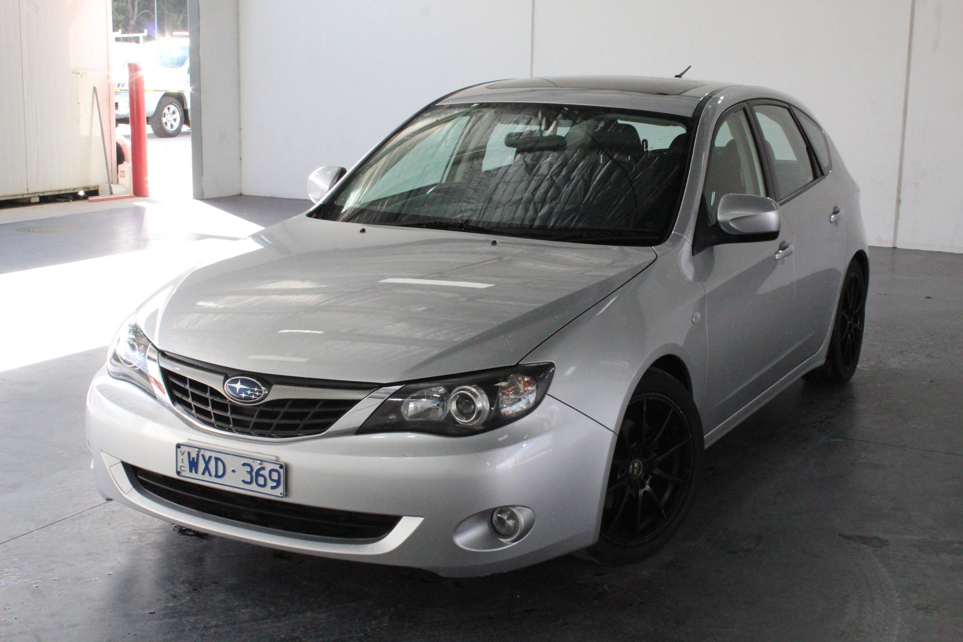 2009 Subaru Impreza RX (AWD) G3 Automatic Hatchback