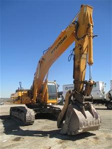 Hyundai Robex 450LC-7 Hydraulic Excavato