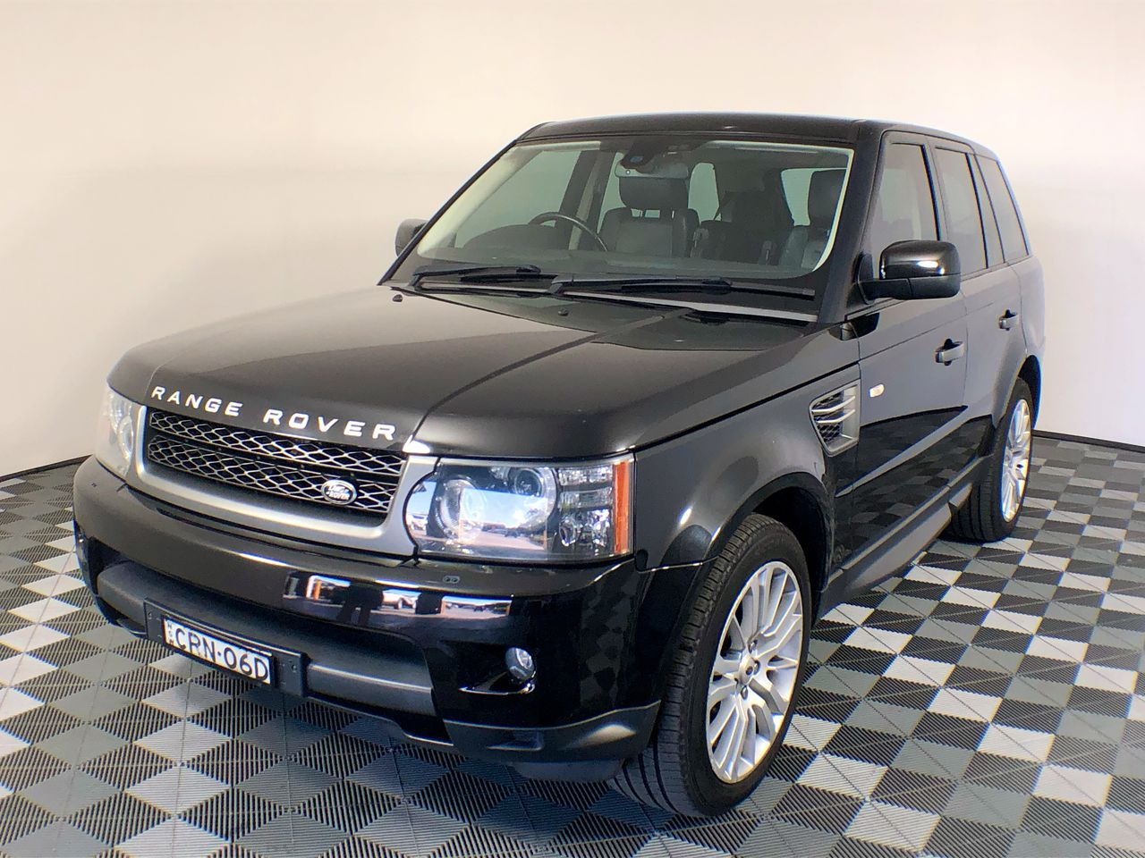 2009 Land Rover Range Rover Sport 3.0 TDV6 Turbo Diesel Automatic Wagon