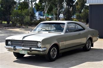 1968 Holden HK Monaro GTS 327 `Bathurst` Coupe - Original & Unrestored Condition