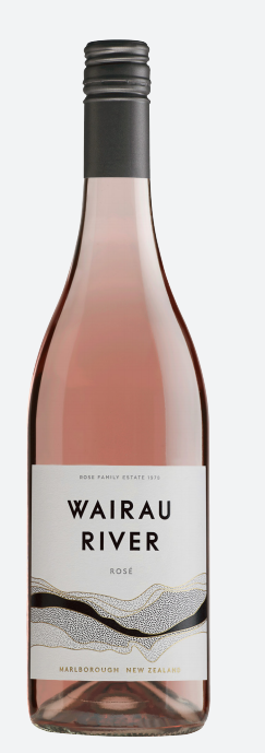 Wairau River Rose 2018 (6 x 750mL), Marlbourough, NZ