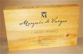 Marqués de Vargas Reserva Privada Blend 2005 (6 x 750mL), Rioja Alta