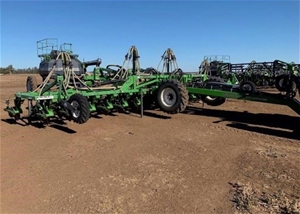 Boss Agriculture Disc Planter