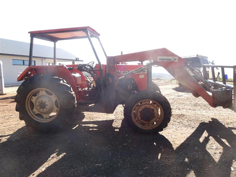 Ursus 3514 Front End Loader Tractor FWA