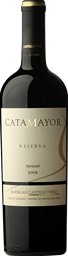 Castillo Viejo Catamayor Reserva Tannat 2011  (6 x 750mL), San Jose