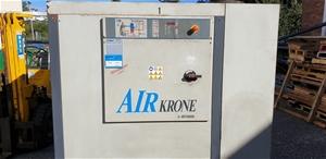 Air-Krone Packaged Silenced Air Compress
