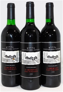 Wynns 'Black Label' Cabernet Sauvignon 1