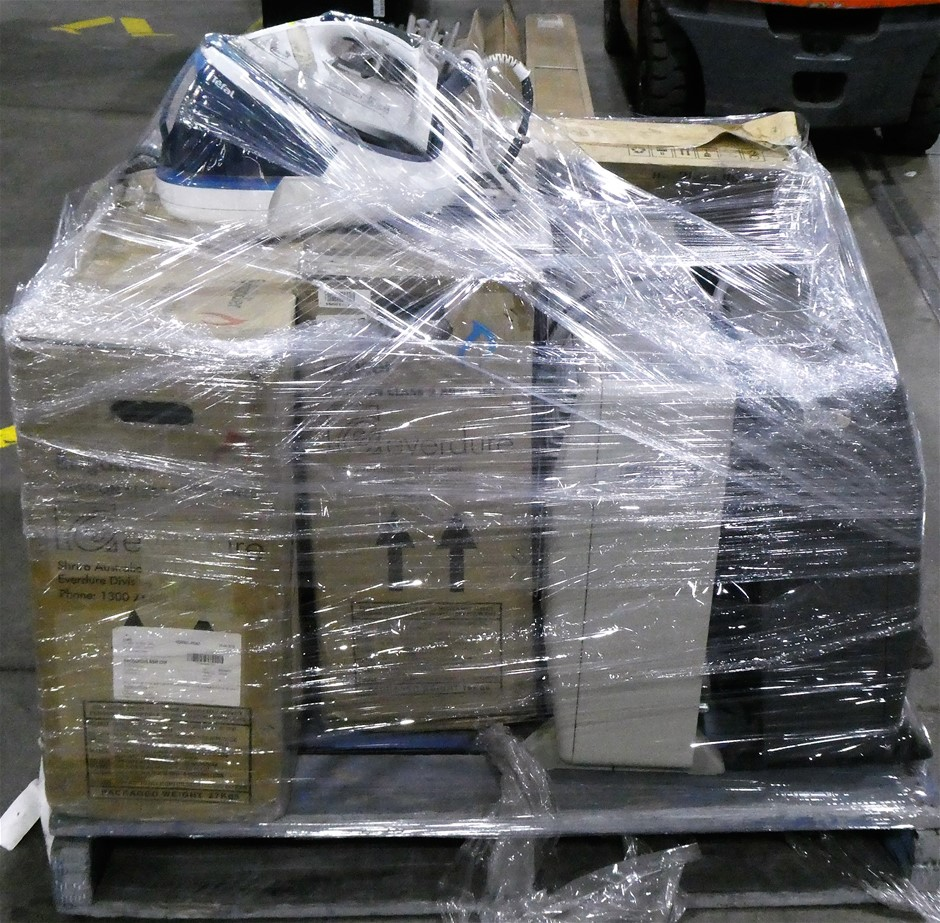 Pallet of Assorted Appliances & Whitegoods