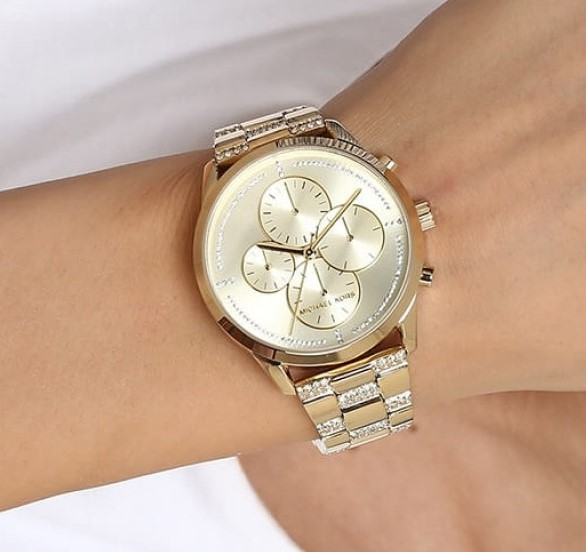 Ladies new Michael Kors 'Slater' Couture NY stunning & classy watch.