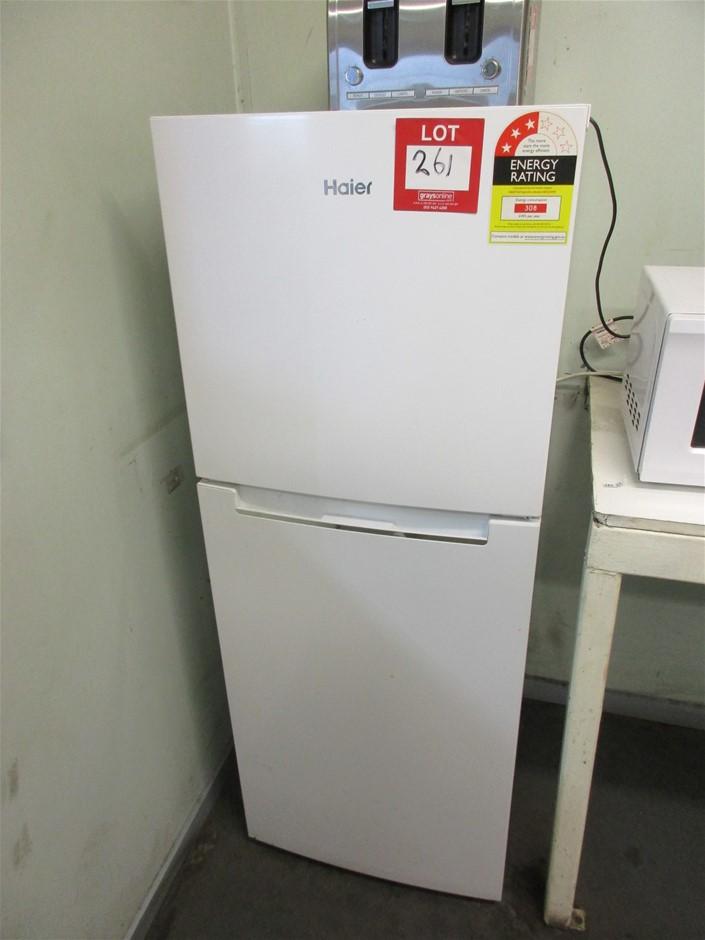 Kitchen Items Comprising: Haier 2 Door Refrigerator