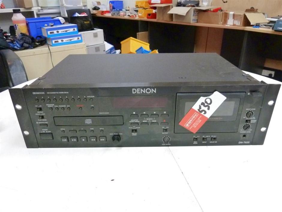 Denon DN-T625 CD / Cassette Combi Deck