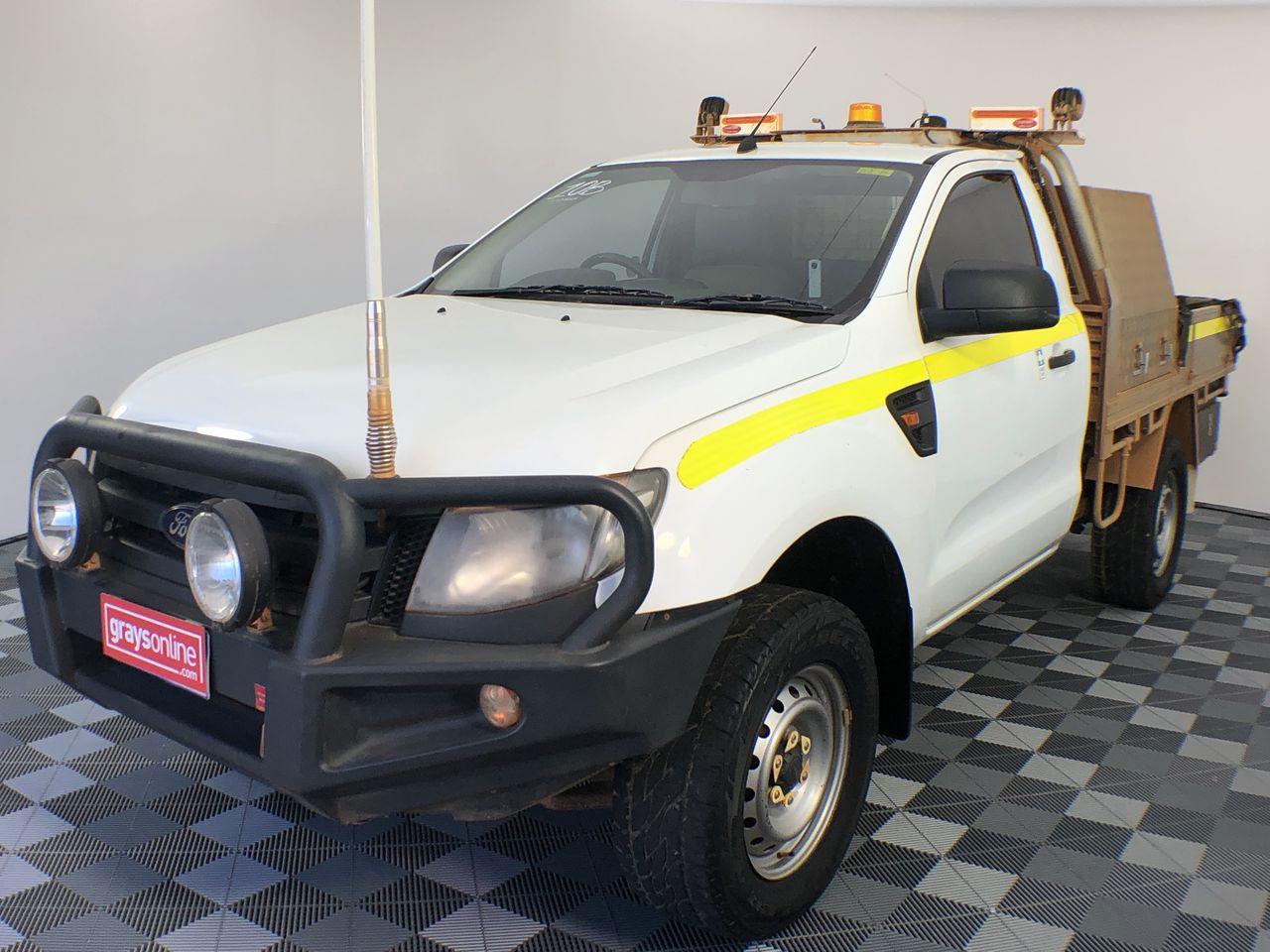 2014 Ford Ranger XL PLUS 4X4 PX Turbo Diesel Utility