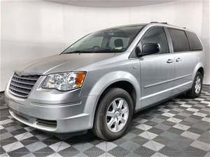 2010 Chrysler Grand Voyager LX RT Automa