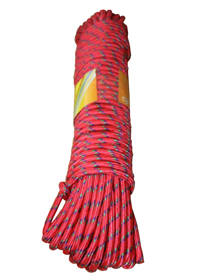 2 x 8mm Nylon Binding Tie-Down Rope 30m