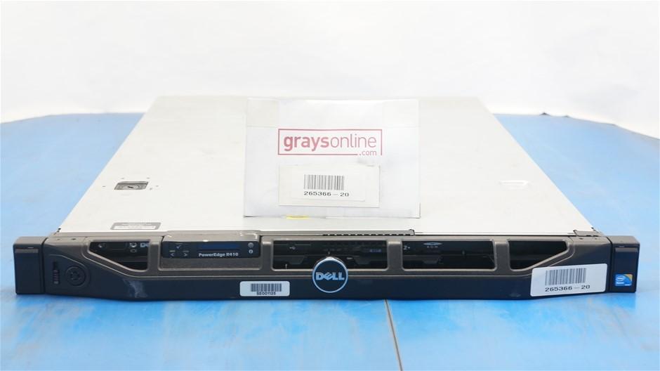 Dell PowerEdge R410 Rackmount Server