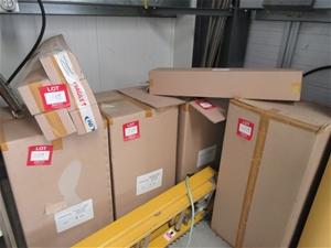 6 x Boxes Closures in Line - Non Pressur