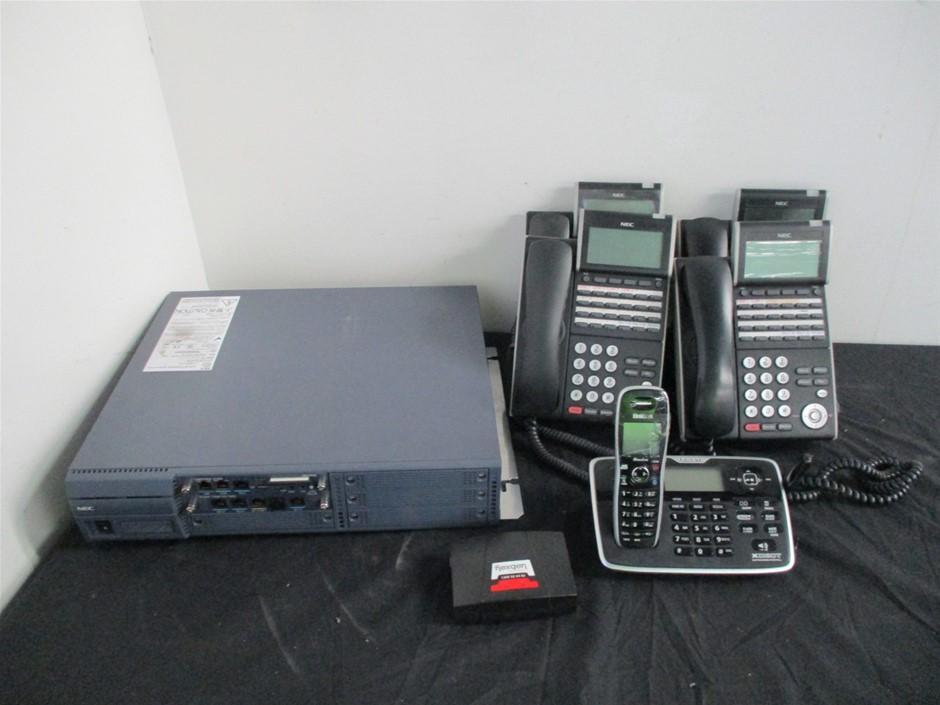 NEC Univerge SV8100 Phone System