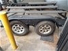 Four winns boat trailer to suit up to 23ft ATM 3200kg