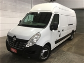2015 Renault Master ELWB HIGH ROOF Turbo Diesel Manual Van