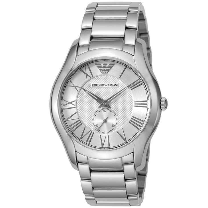 Stylish new Emporio Armani Stainless Steel Watch.
