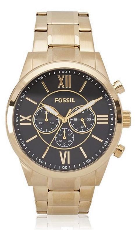 Stylish new men's Fossil Flynn Chronograph watch.