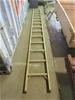 Industrial 4.3m Aluminium Single Ladder