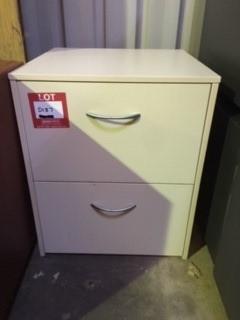 Under Desk Drawers - Cream Coloured