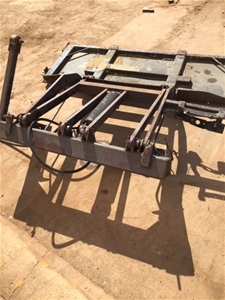 Hydraulic Truck Tail Gate Lift