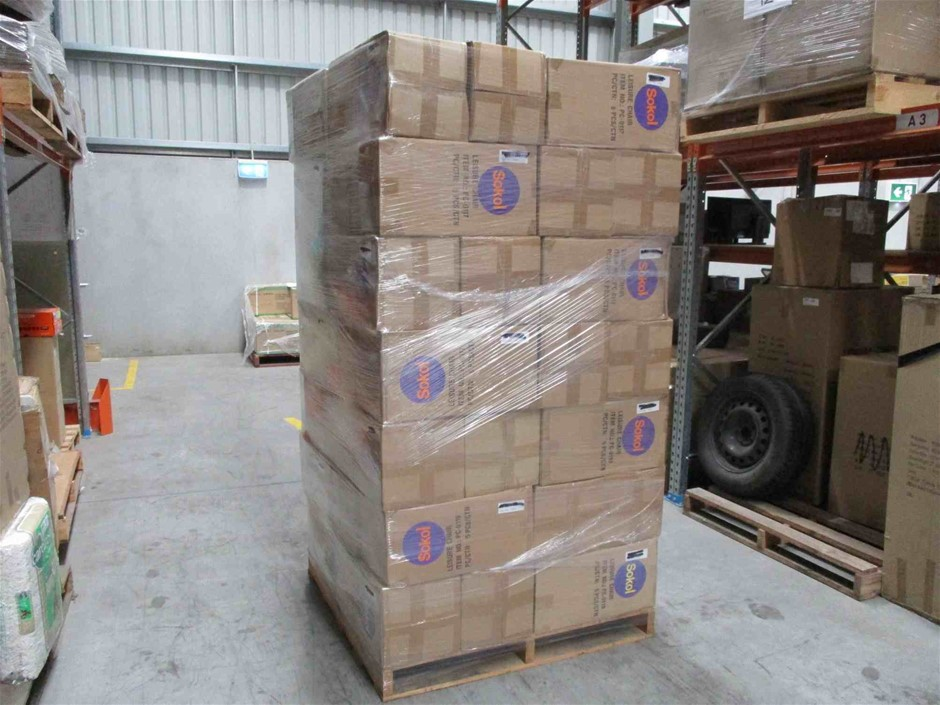 Sokol PC-0117 Pallet of Metal Kid Chair Frames Only