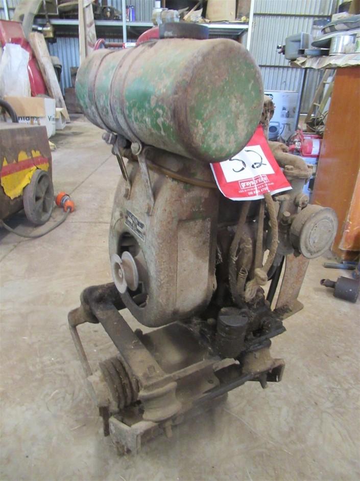 Allam Concrete Vibrating Screed Motor