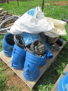 A Quantity of Mains Water Fittings