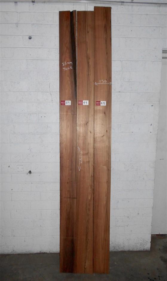 Board pack (3 boards) - Australian Blackwood