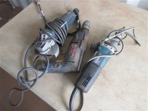 3 x 240V Power Tools