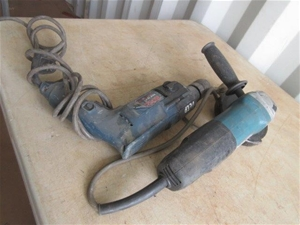 2 x 240V Power Tools