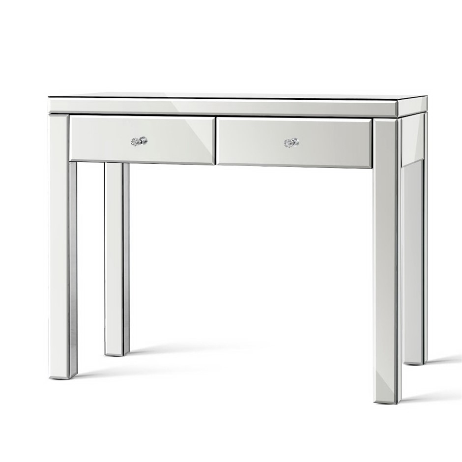 Artiss Mirrored Furniture Dressing Console Hallway Hall Sideboard Drawers