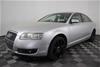 2005 (2006 Complied) Audi A6 3.0 TDi Quattro T/Diesel Auto Sedan, 140,876km