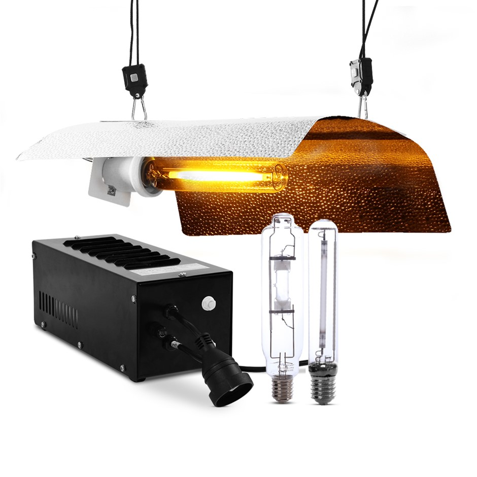 Greenfingers 250W HPS MH Grow Light Kit Reflector Hydroponic Grow System