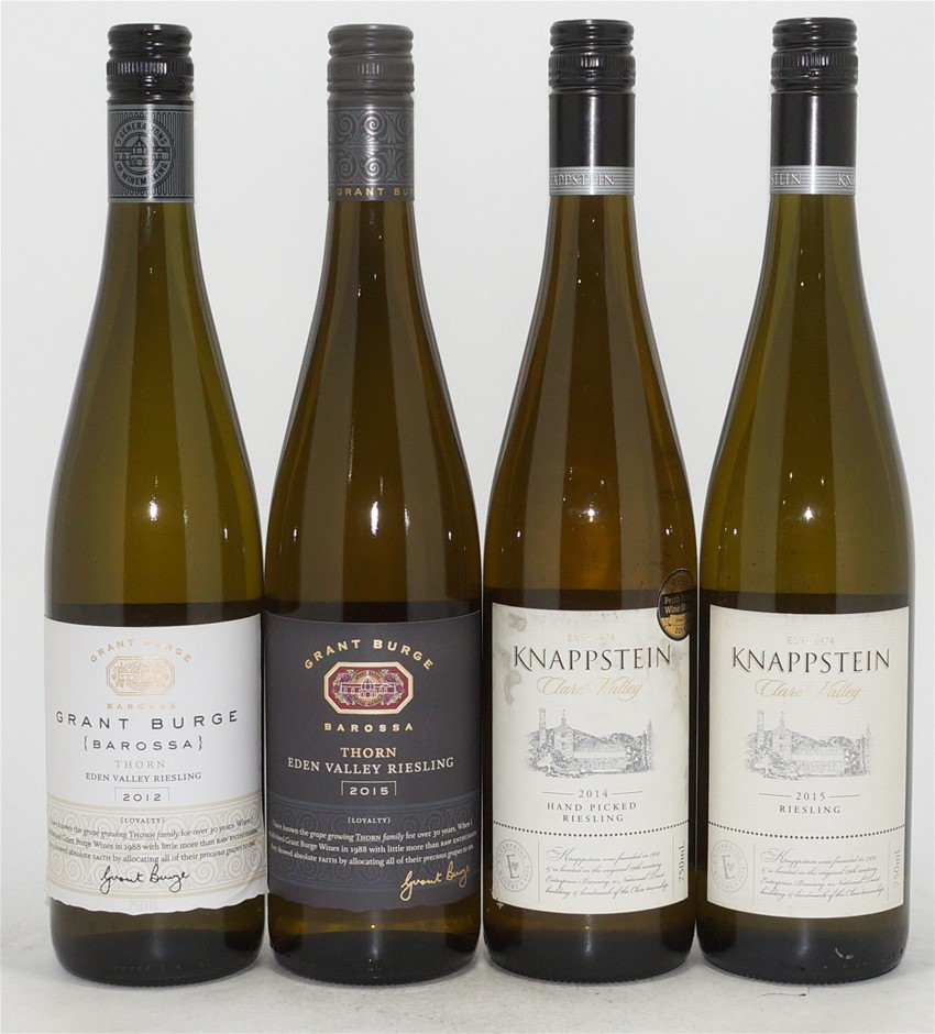 Pack of Assorted Riesling (4x 750mL)