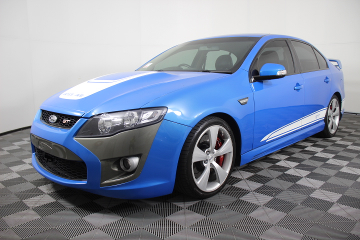 2008 Ford FPV GT 5.4 V8 (Service History) (Future Collectable) 6 Speed