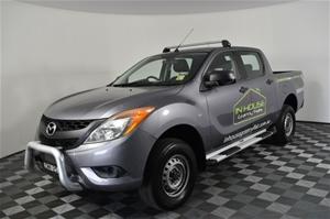 2012 Mazda BT-50 4X2 XT Turbo Diesel Aut