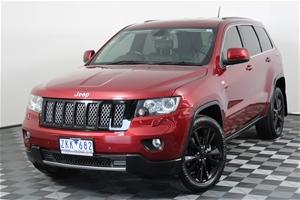 2012 Jeep Grand Cherokee Laredo (4x4) WK