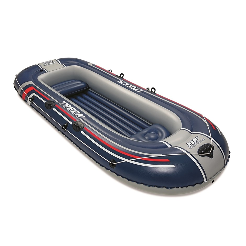 Bestway 4-person Inflatable Kayak Canoe Raft Fishing HYDRO-FORCE™ Boat