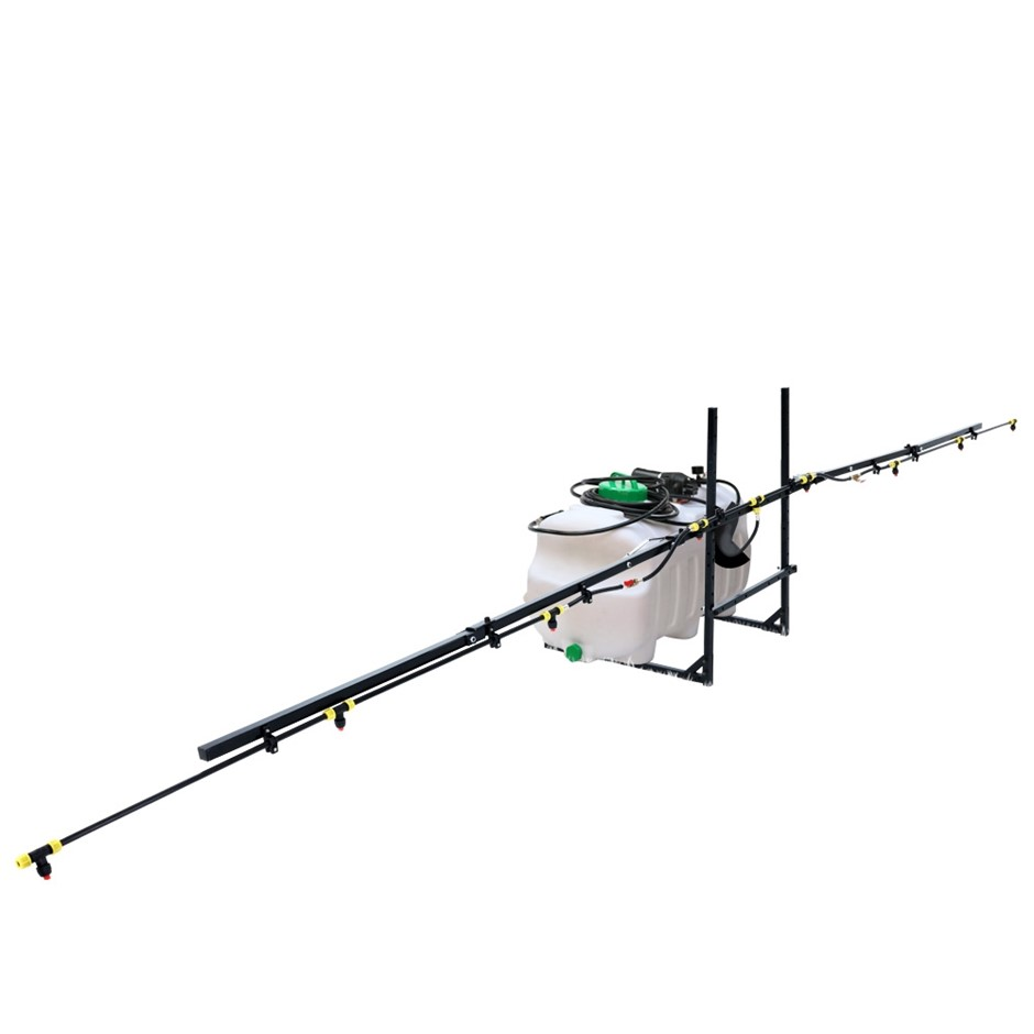 Giantz Weed Sprayer 5M Boom Spot Spray Tank ATV Trailer Tractor 100L