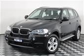 Unreserved 2012 BMW X5 xDrive 30d E70 LCI T/Diesel Auto
